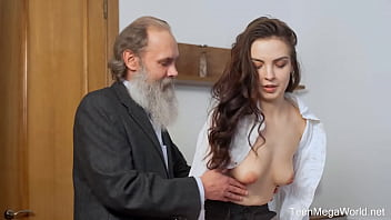 How To Suck Cock Gets Fucked With An Old Man - Xxx Movies